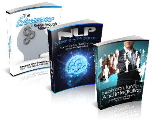 Pay for Mind Mastery Niche Bundle (3 eBooks) - MRR