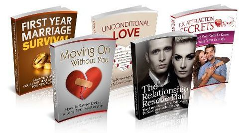 Pay for Dating And Relationship Niche Packs (5 eBooks) - MRR