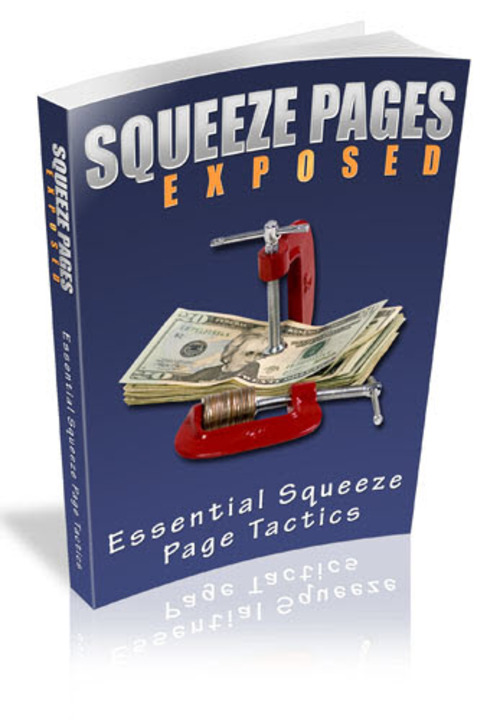 Pay for Squeeze Pages Exposed MRR/ Giveaway Rights