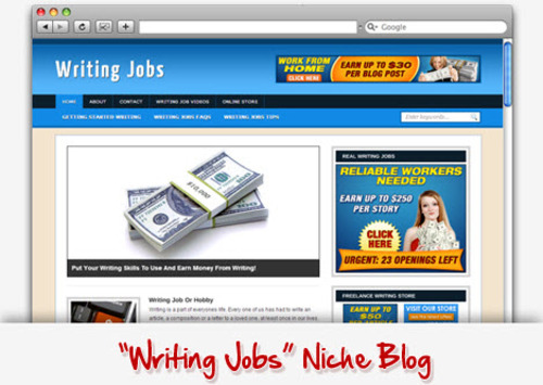 pay for writing blogs