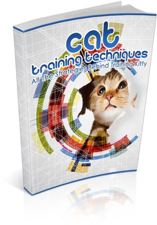 Pay for Cat Training Techniques MRR/ Giveaway Rights