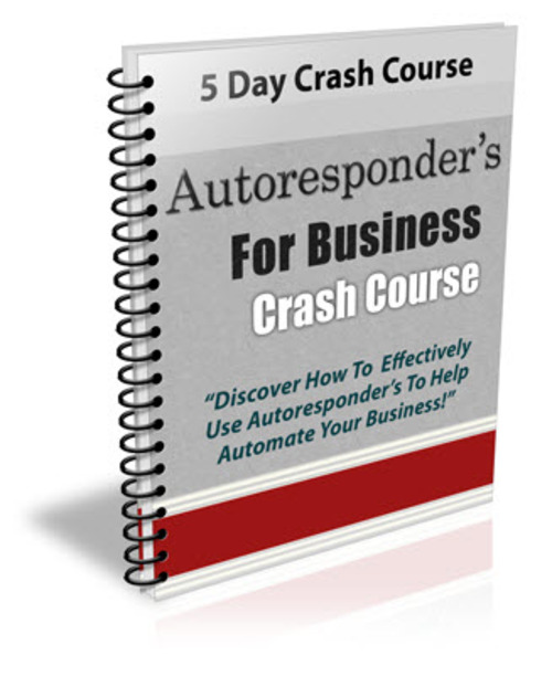 Pay for Autoresponders for Business - PLR Newsletter