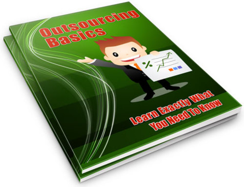 Pay for Outsourcing PLR Newsletter Series