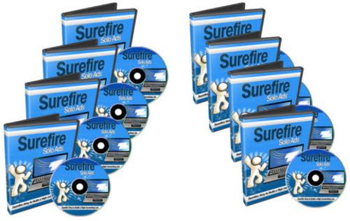 Pay for Surefire Solo Ads PLR Video