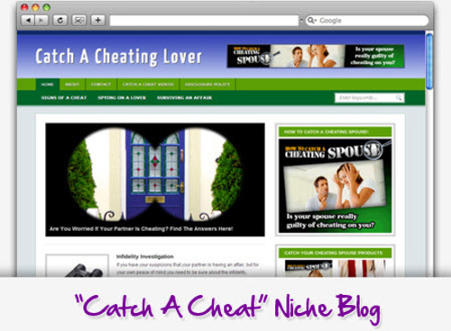 how to catch a cheating lover pdf