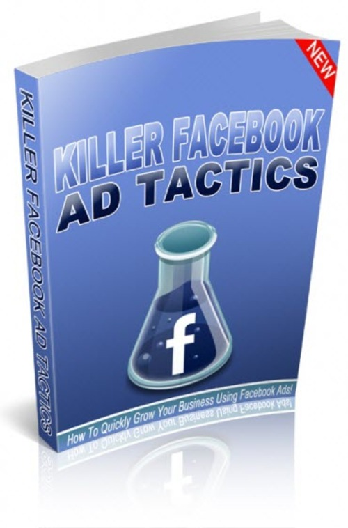 Pay for Killer Facebook Ad Tactics