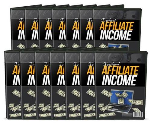 Pay for Instant Affiliate Income Video Course - MRR