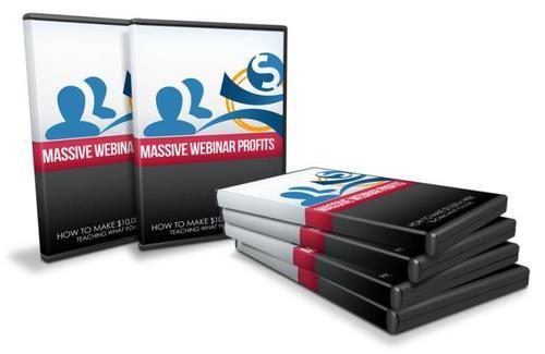 Pay for Massive Webinar Profits Video Course - MRR
