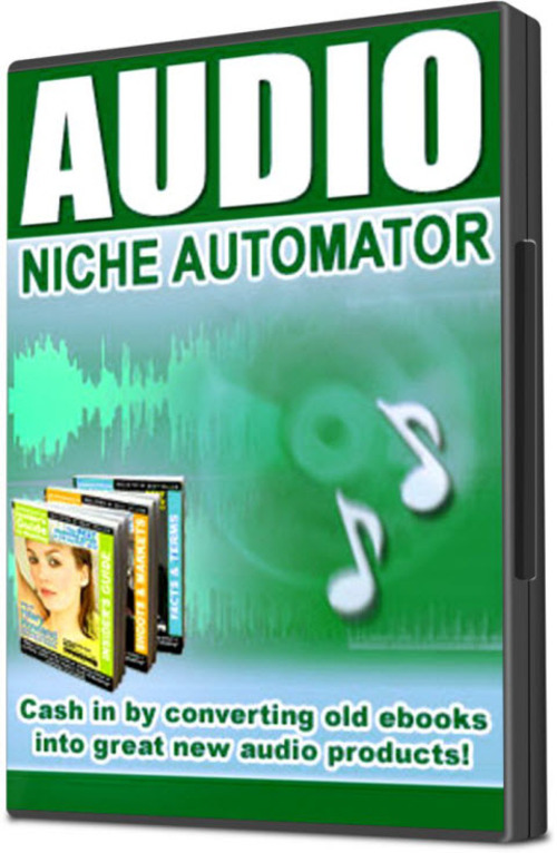 Pay for Audio Niche Automator Video Course - PLR