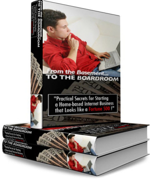 Pay for Secrets to Running a Successful Home-Based Business - PLR (eBook and Audio)