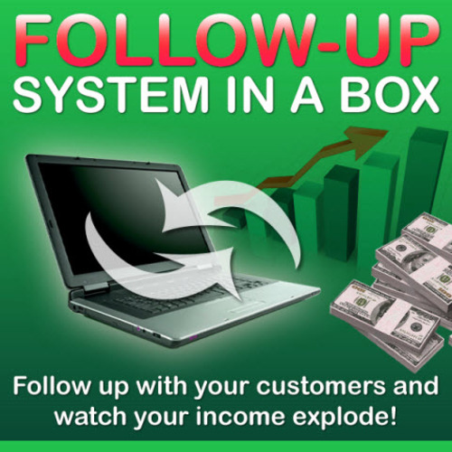 Pay for Follow Up System In A Box PLR Autoresponder Series