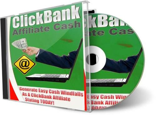 Pay for Clickbank Affiliate Cash - PLR (eBook and Audio)