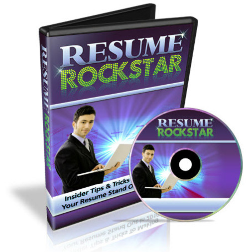 Pay for Resume Rockstar Video Course - PLR