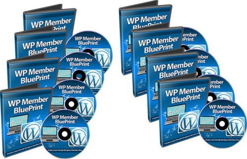 Pay for WP Member Blueprint Video Course - PLR