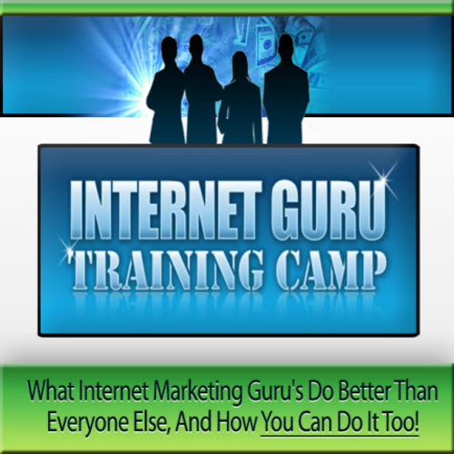 Pay for Internet Guru Training Camp PLR (eBook and Audio)