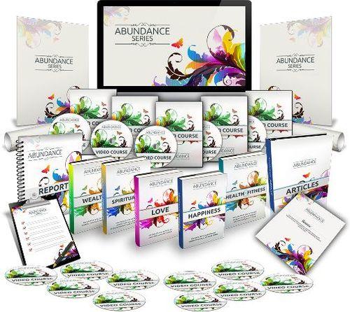 Pay for Abundance Series - MRR (5 eBooks, Video Course, Daily Abundance)