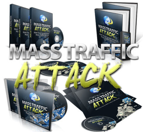 Pay for Mass Traffic Attack PLR - eBook and Videos