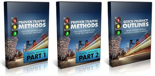 Pay for 25 Proven Website Traffic Methods - Videos & Audio (MRR)