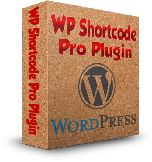 Pay for WP Shortcode Pro - Wordpress Plugin