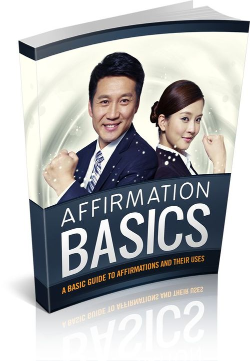 Pay for Affirmation Basics MRR/ Giveaway Rights
