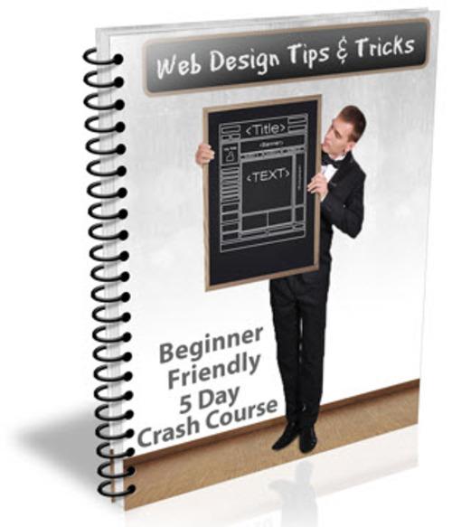 Designer Tips And Tricks For: Web Design Tips And Tricks PLR Newsletter Series