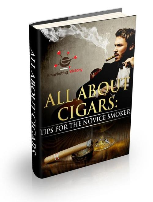 Pay for All About Cigars - Tips For The Novice Smoker (MRR)