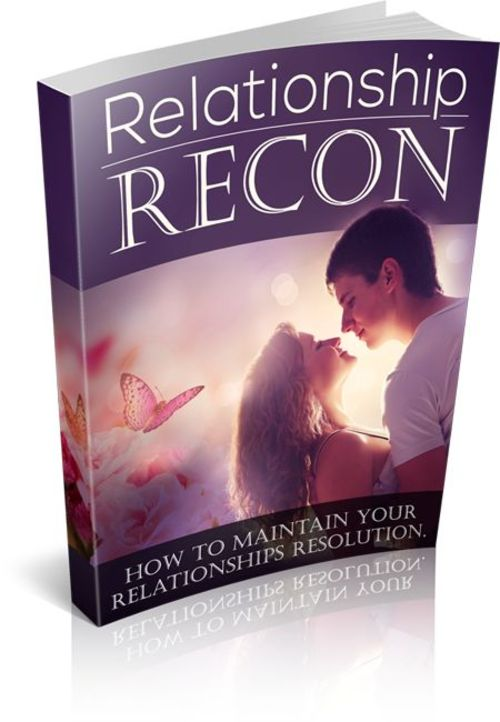 Pay for Relationship Recon, MRR/ Giveaway Rights