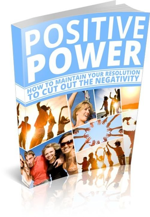 Pay for Positive Power, MRR/ Giveaway Rights