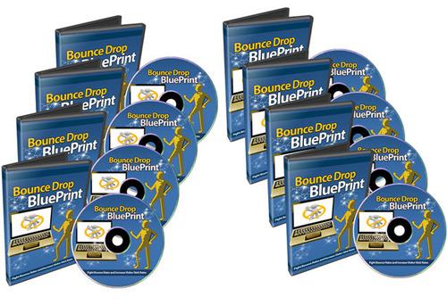 Pay for Bounce Drop Blueprint Video Course - PLR