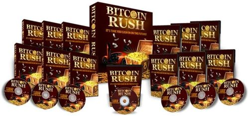 Pay for BitCoin Rush Video Course (MRR)