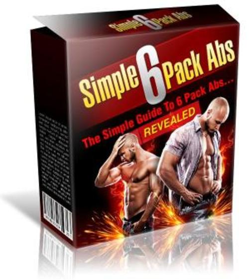 Pay for Simple 6 Pack Abs MRR/ Giveaway Rights