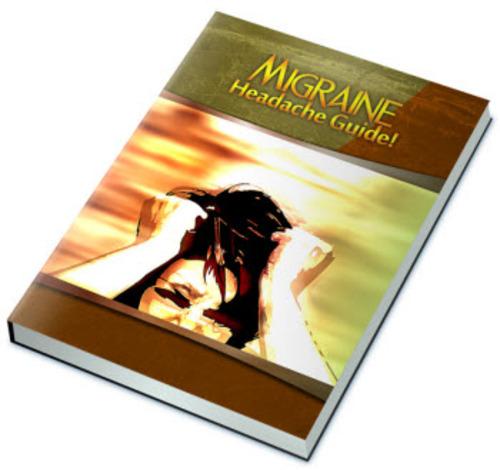 Pay for The Migraine Headache Guide - PLR