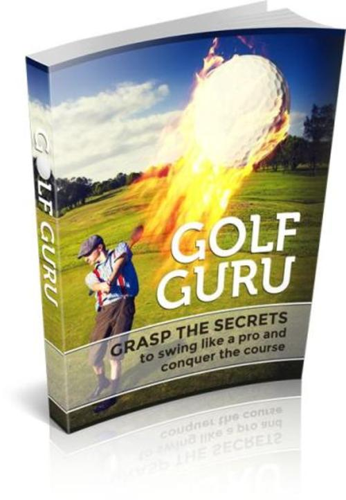 Pay for Golf Guru - The Secrets To Swing Like A Pro MRR/ Giveaway Rights