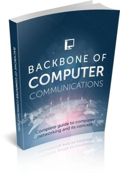 Pay for Backbone of Computer Communications MRR/ Giveaway Rights