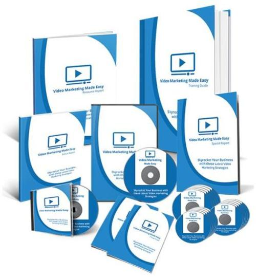 Pay for Video Marketing Made Easy - eBook and Video Training