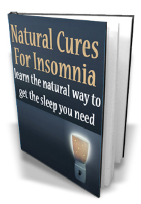 Pay for Natural Cures For Insomnia MRR Ebook