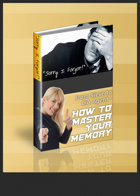 Pay for Sorry I Forgot! How To Master Your Memory