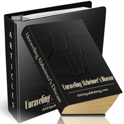 Pay for Unraveling Alzheimers Disease PLR Ebook