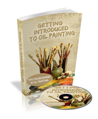 Pay for Oil Painting Techniques MRR (Ebook - Audio)