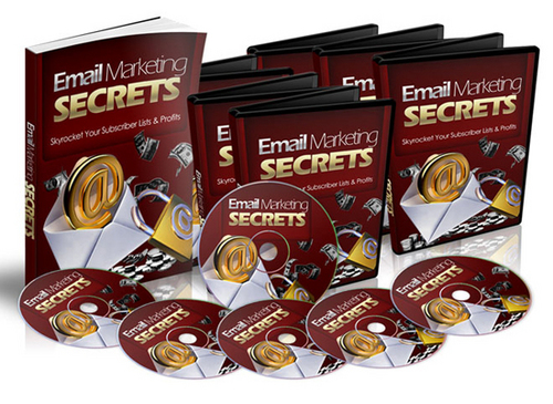 Pay for Email Marketing Secrets  Video Series (MRR)