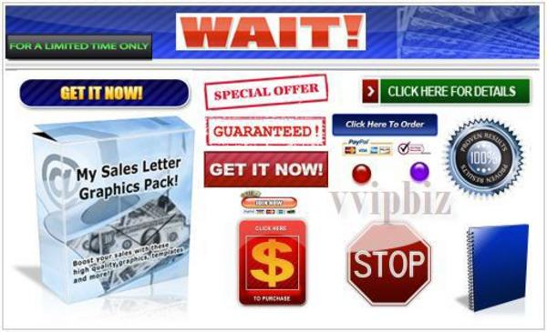 Pay for My Sales Letter Graphics Pack With Master Resell Rights