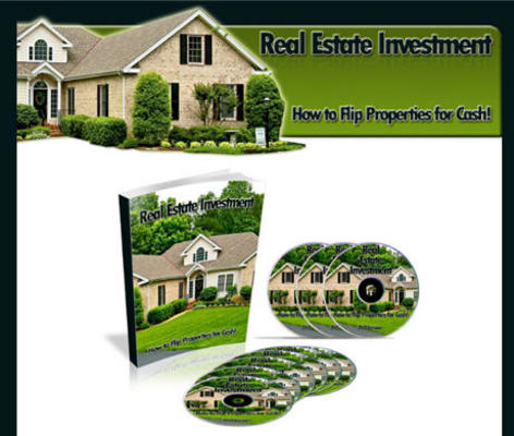 Pay for Real Estate Minisite With Resale Rights