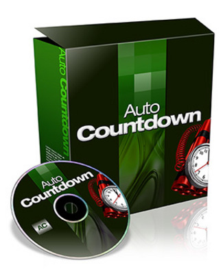 Pay for Auto Countdown Script Private Label Rights Included