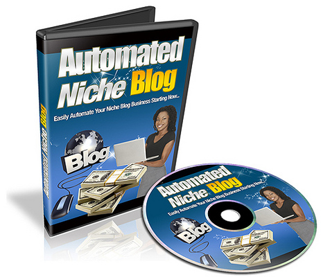 Pay for Automated Niche Blog Video Series With Resale Rights