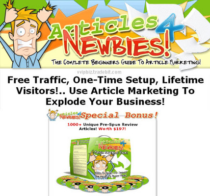 Pay for Articles Marketing 4 Newbies : The Truth Behind Article Marketing - MRR