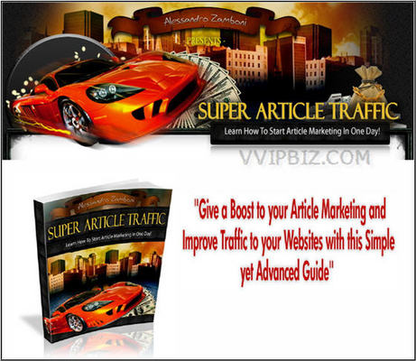 Pay for  Super Article Traffic - (MRR Included)
