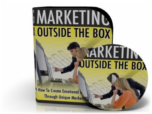 Pay for Marketing Outside The Box - (Master Resale Rights)