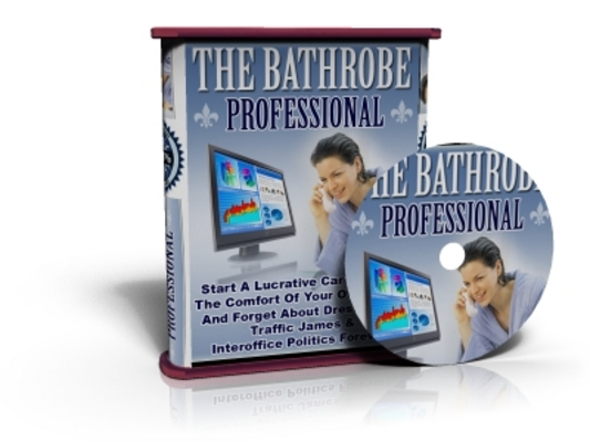 Pay for Bathrobe Professional ( Making Money Helping People) Audio Course