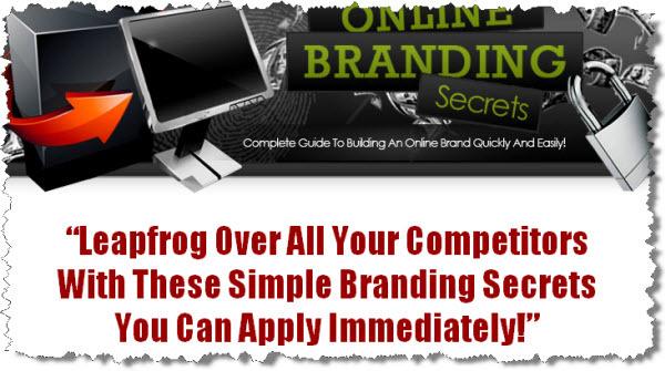 Pay for Online Branding Secrets MRR  + Bonus Videos & Audios