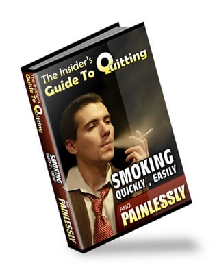 Pay for Quitting Smoking Quickly, Easily and Painlessly